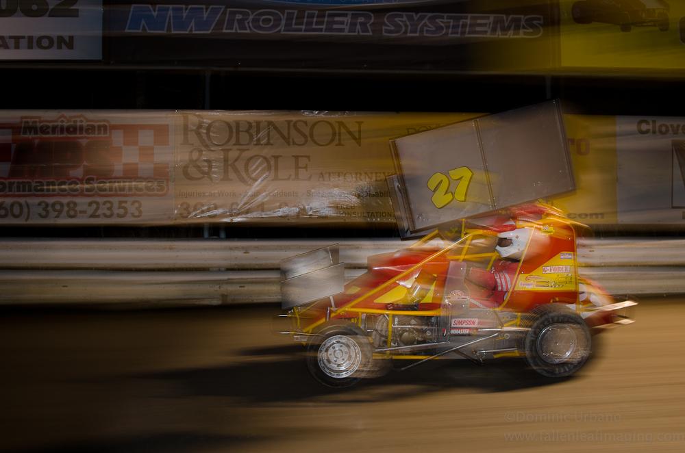 Deming Speedway racecar