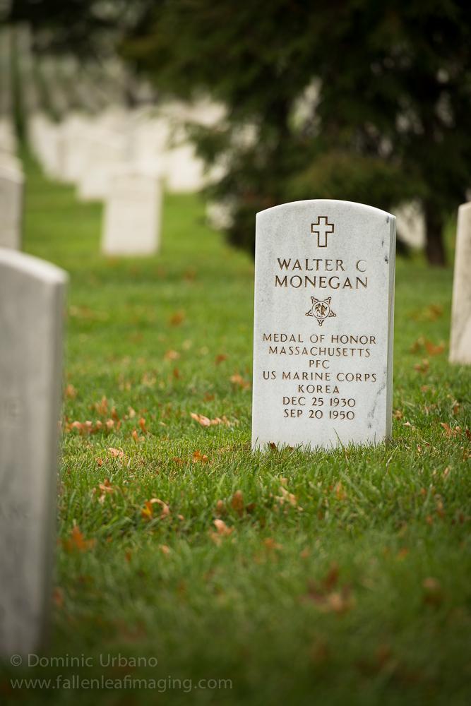 Walter C. Monegan Jr Medal of Honor